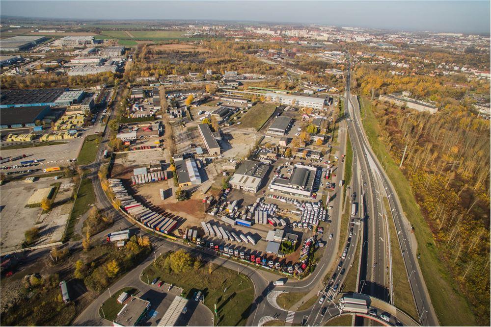 Działka inwestycyjna w Gliwicach
