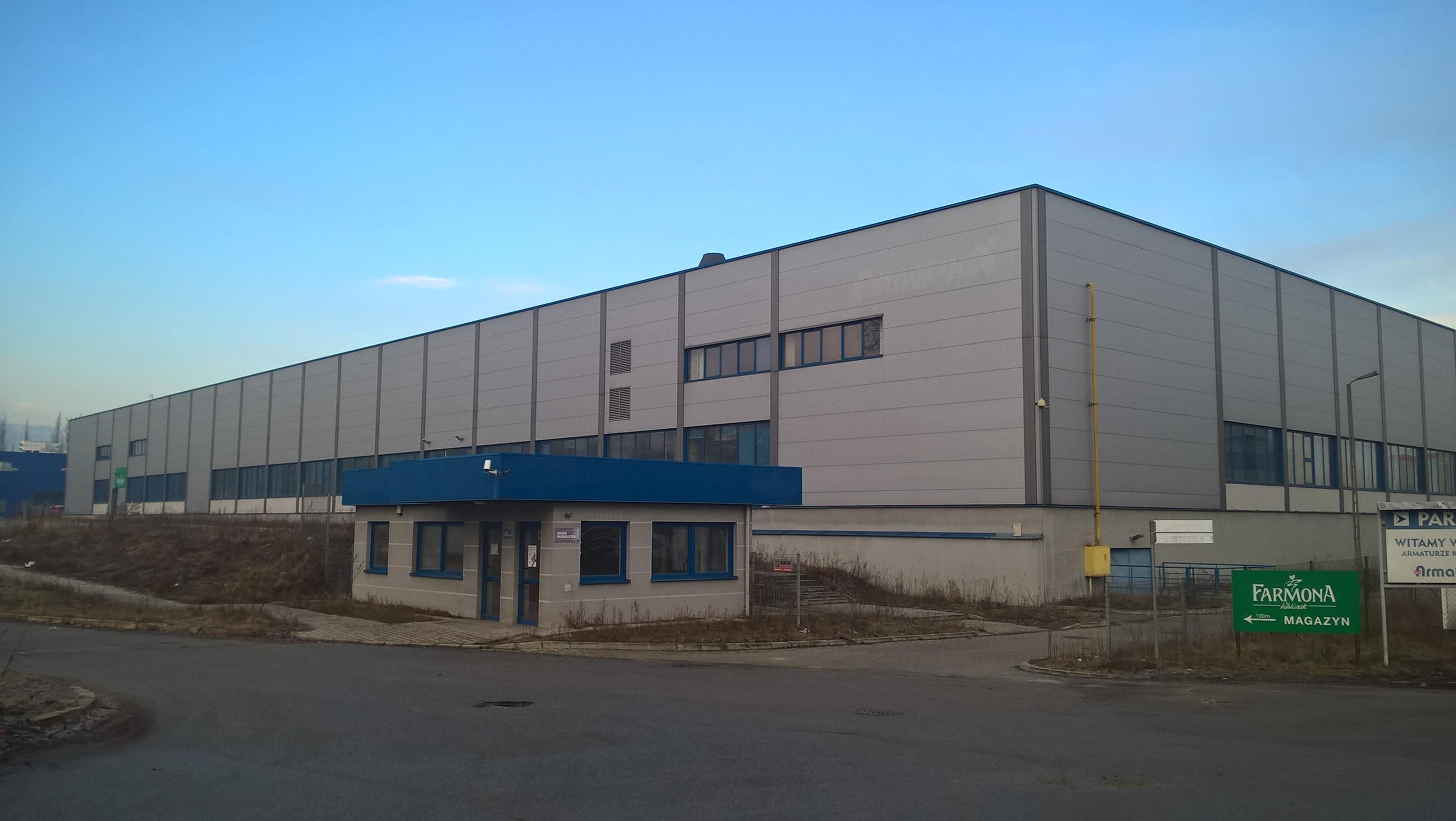 Warehouse for sale - Cracow