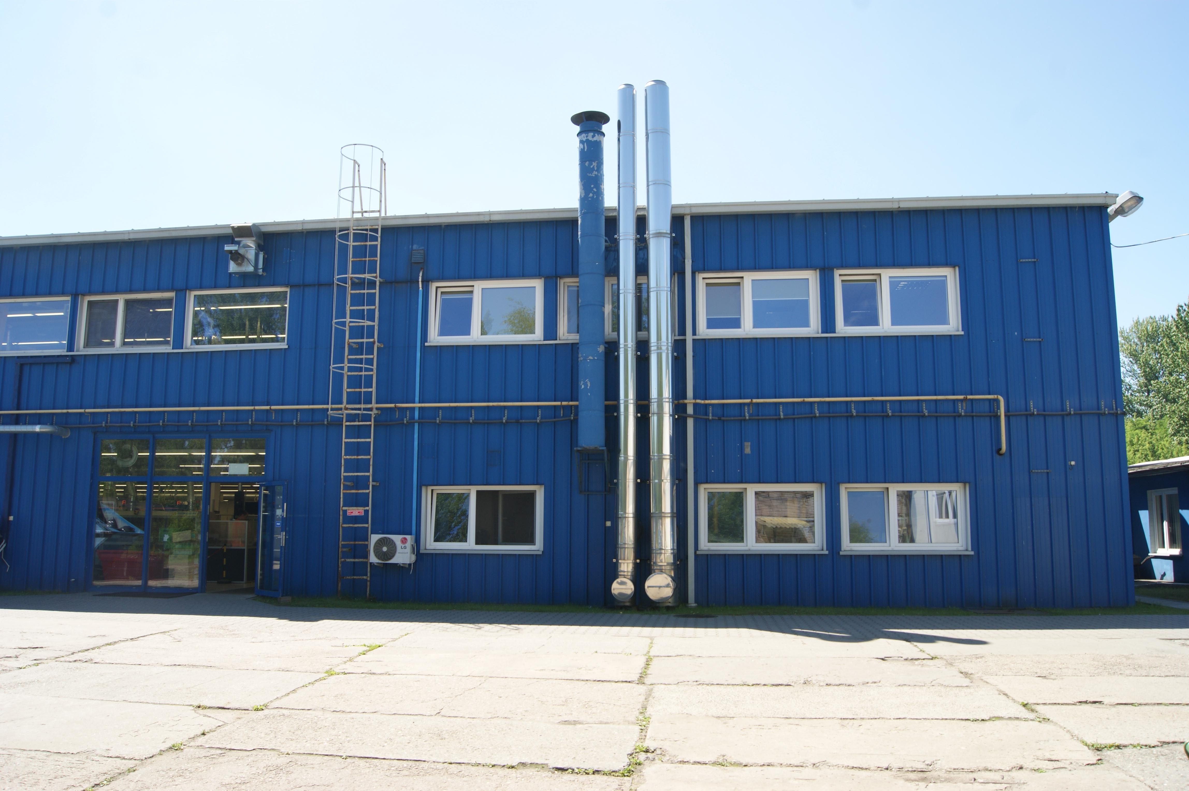 Warehouse and manufacturing buildings for sale - Dabrowa Gornicza
