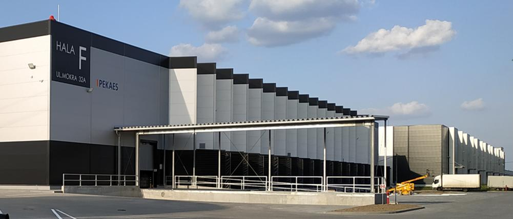 Waimea Logistic Park Bydgoszcz