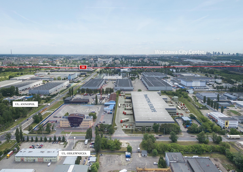 Panattoni City Logistics Warsaw II